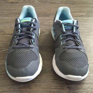 ASICS Gel-Craze Running Shoe Blue/Gray